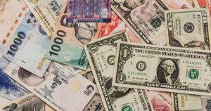 世界中のお金